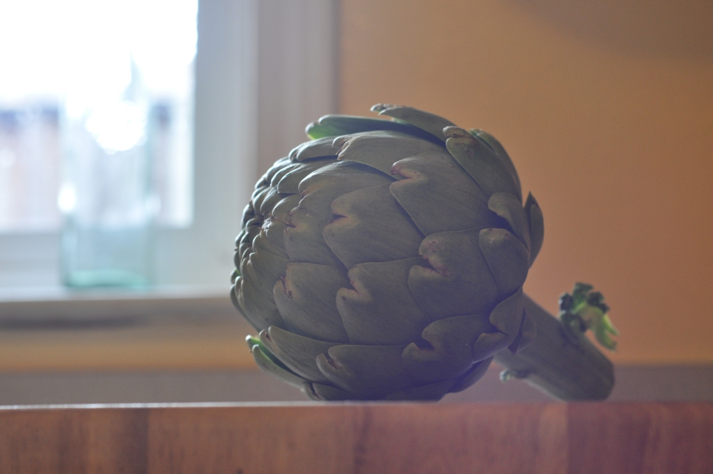 Ode to the Artichoke | Clary Sage
