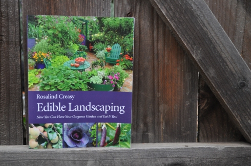 Edible Landscaping by Rosalind Creasy