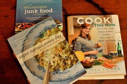 cookbook inspiration